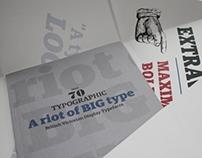 `ISTD Journal—British Victorian Display Typefaces