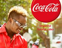 Coca-Cola 500ml PET Tanzania