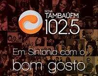 CD Promocional Nova Tambaú FM