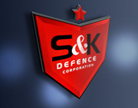 Firearms company // Logo design