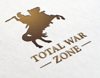 TOTAL WAR ZONE logo