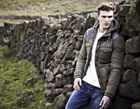 Voi Jeans AW12-13 campaign shoot