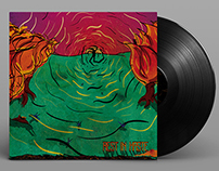 REST IN HASTE /alternative deluxe vinyl cover/
