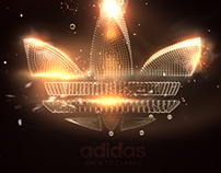 Adidas, back to classic