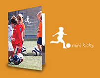 Mini Kicks Folder | Editorial, Photography & Print