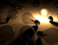 3D Lamp/Тестовая работа Blender 2.79b