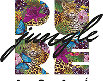 Pure Jungle Acai Branding