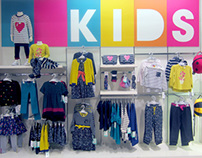 SS14 Phase 1 Baby Wear & Kids