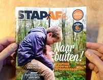 StapAf #voorjaar2014
