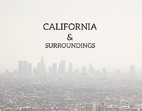 CALIFORNIA & SURROUNDINGS
