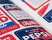 Pepsi callendar book
