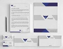 pramit branding