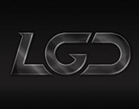 Concept rebranding of LGD Gaming
