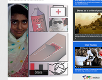 QUICK LOOK: Life After an Acid Attack, Interactive