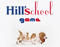 Application mobile HILL'School