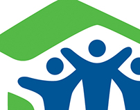 Habitat for Humanity global logo redesign