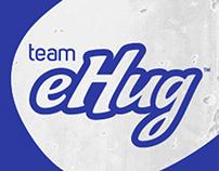 Team eHug logo concept