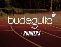 Budeguita Runners Branding