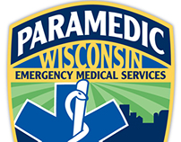 Wisconsin state EMS patch