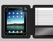 Product Design:: Tablet Organizer