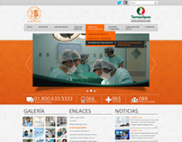 Web Hospitales