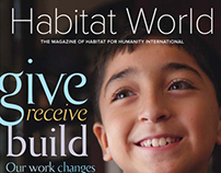 Habitat World magazine