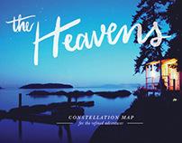 The Heavens - a Planisphere