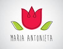 Maria Antonieta logo - Trabalho acadêmico