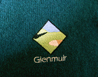 Logo for Glenmuir Sportswear