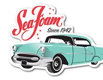 Sea Foam Decal Series