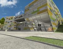 Trabajo Final Arquitectura 4, FAUDI, UNC