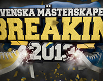 Championship in Breakdancing - Poster