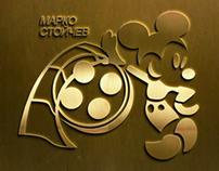 Engraved brass