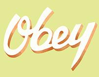 OBEY Script