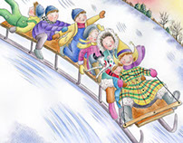 Sled Ride!