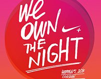 Nike / We Own The Night.