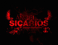 Poster Design - The Angel of the Assassins