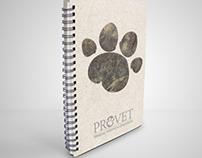 Caderno Provet  - Notebook Provet