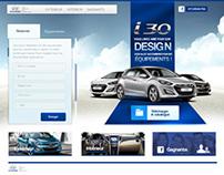 Hyundai i30 Website Maroc