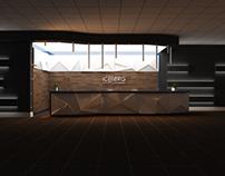 Office Reception Area Interior Design Concept /2013/