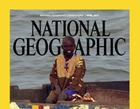 national geographic | interactive covers