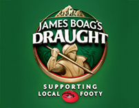 James Boags Footy Site