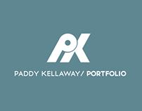 Paddy Kellaway - Portfolio