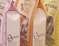 Backyard Bakery Packaging