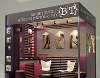 Benjie Tiongco Wedding Photography Booth 2014
