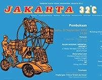 Jakarta 32ºC 2012 // Mr. Postman