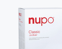 Brand & Packaging Development - Nupo, Denmark