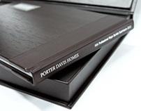 Publication Design - Porter Davis Hard Cover Book