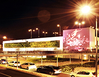 NORPAC // Projection lumineuse - Grand Stade