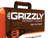 Grizzly Power Tools Identity
